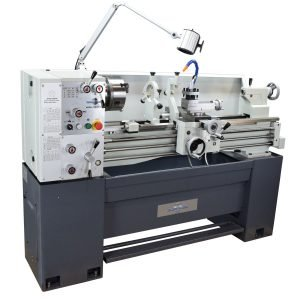 PM-1440GT Lathe, Shown With Some Items From Preferred Package Option