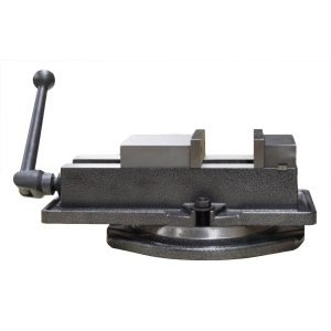PM Standard Milling Vise w/Jaws Open