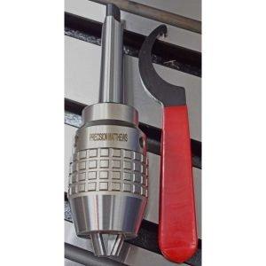 1-13mm Keyless Drill Chuck with 3MT Integral Shank